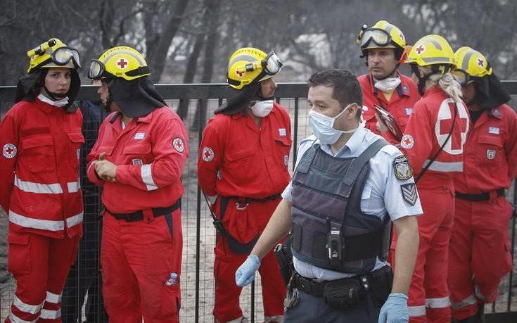 Ο χρηστικός οδηγός για τη βοήθεια στους πληγέντες από τις πυρκαγιές της Αττικής