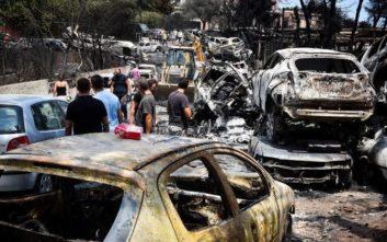 Εφάπαξ βοήθημα στα παιδιά που έχασαν τους γονείς τους στις φονικές πυρκαγιές