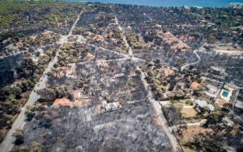 Σύζυγος θύματος στο Μάτι: Μου είπαν στο τηλέφωνο ότι δεν υπήρχε φωτιά