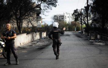 Δεν έχουν ξεκινήσει έρευνες στα κλειστά σπίτια των πυρόπληκτων περιοχών