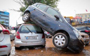 Στην αντεπίθεση η Περιφέρεια Αττικής κατά Πατούλη για το πλημμυρισμένο πάρκινγκ