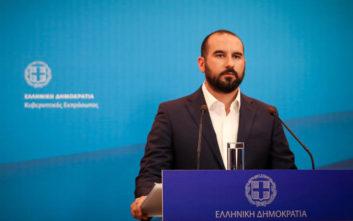Τζανακόπουλος: Ελπίζουμε σε ένα καλό αποτέλεσμα στο δημοψήφισμα στα Σκόπια