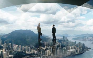 «Ουρανοξύστης», μια ταινία δράσης με τον Ντουέιν Τζόνσον
