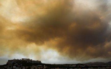 Το πόρισμα της Εισαγγελίας Πρωτοδικών για τη φωτιά στην Κινέτα