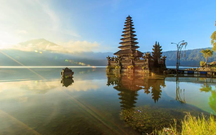 Ένα ονειρικό κομμάτι γης στην Ινδονησία