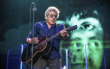 Ο τραγουδιστής των The Who ευχαριστεί τον αυστηρό λυκειάρχη του