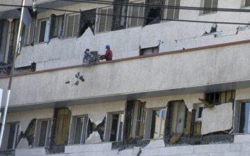 Ισχυρός σεισμός στο Ιράν με δεκάδες τραυματίες