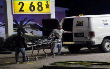 Τρεις νεκροί κι επτά τραυματίες από ανταλλαγή πυρών στη Νέα Ορλεάνη