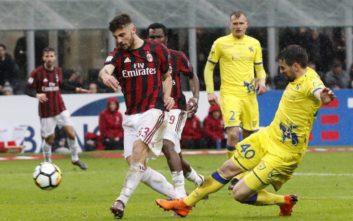 Πιθανό ποδοσφαιρικό σκάνδαλο στην Ιταλία με φόντο… κίτρινο-μπλε
