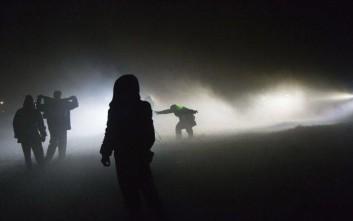Νύχτα κόλασης στη Ναντ της Γαλλίας