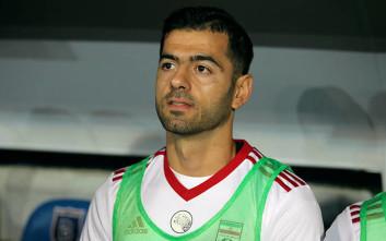 Ο ασυνήθιστος λόγος που ένας Ιρανός έχασε την ευκαιρία να παίξει σε Μουντιάλ