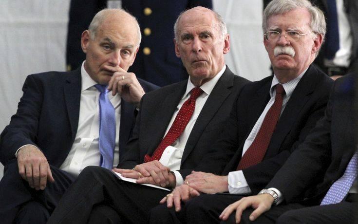 Ο διευθυντής της Εθνικής Υπηρεσίας Πληροφοριών των ΗΠΑ ενημερώνει ότι… δεν ενημερώνεται