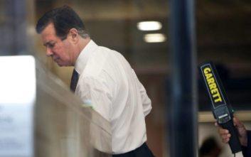 Ποινή… πάνω στην ποινή για τον Πολ Μάναφορτ