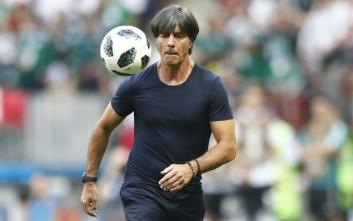 Με Λεβ στο Euro 2020 και στο Μουντιάλ 2022 η Γερμανία