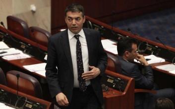 Ντιμιτρόφ: Έσχατη λύση οι πρόωρες εκλογές