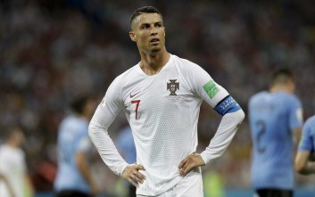 Η Ρεάλ Μαδρίτης διέγραψε τον Ρονάλντο από τα social media