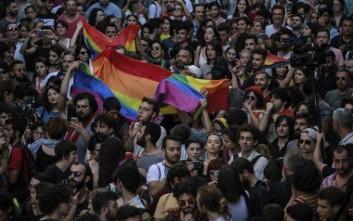 Κανονικά το Gay Pride παρά την απαγόρευση στην Κωνσταντινούπολη
