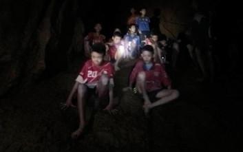 Τα παιδιά που διασώθηκαν στην Ταϊλάνδη θα «συστηθούν» στα ΜΜΕ