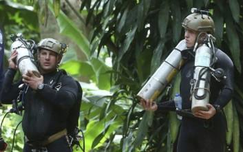 Επικείμενη επιχείρηση διάσωσης των παιδιών στην Ταϊλάνδη με εκκένωση των γύρω περιοχών