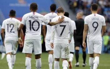 Γιατί ο Γκριεζμάν δεν πανηγύρισε το γκολ που έβαλε