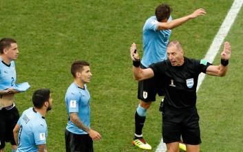 Ο Νέστορ Πιτάνα θα σφυρίξει τον τελικό του Παγκοσμίου Κυπέλλου