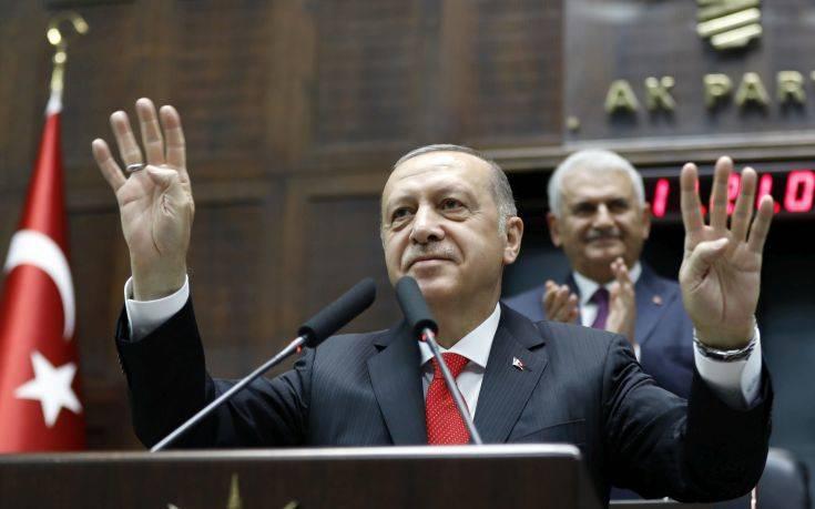 Μια νέα σελίδα «μοναρχίας» στην ιστορία της Τουρκίας