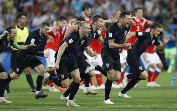 Η αποκάλυψη του Ντάλιτς μετά το τέλος του προημιτελικού Ρωσία-Κροατία