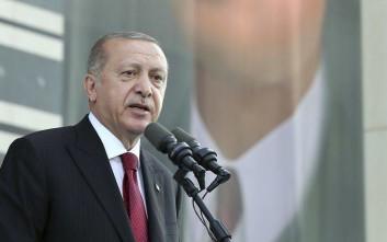 Ο Ερντογάν ζητά έρευνα για μέλη της αντιπολίτευσης στην τράπεζα Isbank