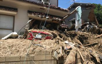 Μεγαλώνει καθημερινά ο απολογισμός των νεκρών στην Ιαπωνία