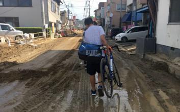 Στην Οκινάουα ο τυφώνας Τράμι, τουλάχιστον 17 τραυματίες