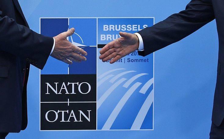 Το κείμενο-προσκλητήριο των ηγετών του ΝΑΤΟ στην ΠΓΔΜ