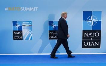 Νέα επίθεση Τραμπ κατά των συμμάχων του στο ΝΑΤΟ