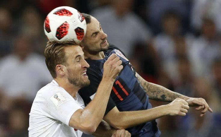 APTOPIX Russia Soccer WCup Croatia England