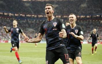 Έγραψε ιστορία η Κροατία