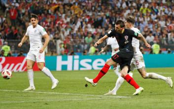 Η Κροατία δείχνει ικανή για την έκπληξη και στον τελικό