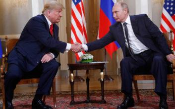 Στα... γρήγορα η συνάντηση Τραμπ - Πούτιν στο Παρίσι