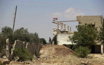 Νέο αιματοκύλισμα στη Συρία