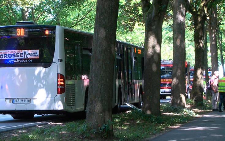 «Ήταν τρομακτικό, οι επιβάτες πήδηξαν από το λεωφορείο φωνάζοντας»