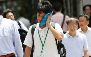 Έτσι θα καταπολεμήσουν τον καύσωνα στους Ολυμπιακούς του Τόκιο