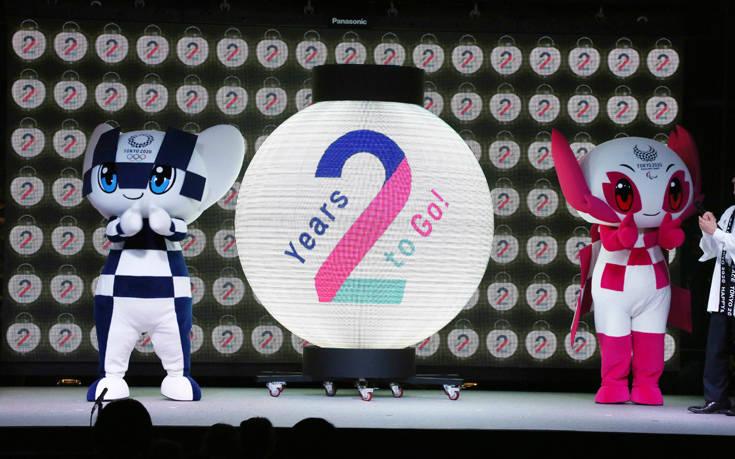 Αυτές είναι οι μασκότ των Ολυμπιακών του Τόκιο