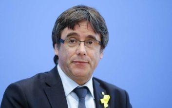Τρίτο ένταλμα σύλληψης του Καταλανού ηγέτη Κάρλες Πουτζντεμόν