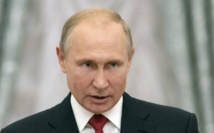 Επετειακή επίσκεψη Πούτιν στο Παρίσι στις 11 Νοεμβρίου