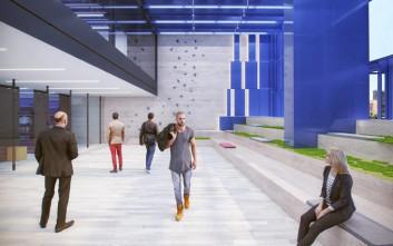 To BCA αποκτά νέο κτίριο