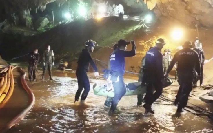 Μουσείο το σπήλαιο στην Ταϊλάνδη που ήταν εγκλωβισμένοι οι μικροί ποδοσφαιριστές