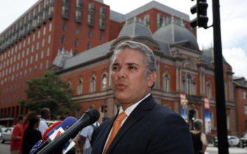Δηλωμένος πολέμιος της συμφωνίας ειρήνης ο μελλοντικός υπουργός Άμυνας της Κολομβίας