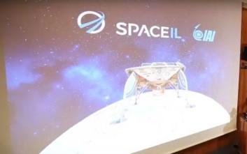 Μη επανδρωμένο διαστημόπλοιο σαν... τραπέζι πηγαίνει στη Σελήνη