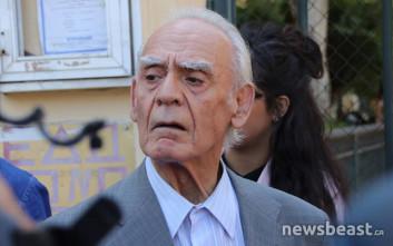 Στην Ευελπίδων ξανά ο Άκης Τσοχατζόπουλος