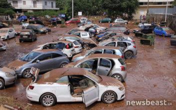 «Δεν θα υπήρχε πρόβλημα στο Μαρούσι αν δεν υπήρχαν πάρκινγκ στο ρέμα»