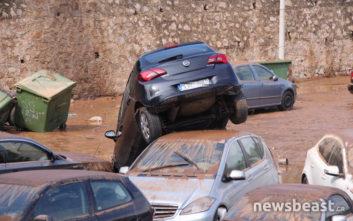 Πατούλης: Αποκλειστικά υπεύθυνη για την πλημμύρα στο Μαρούσι η Περιφέρεια Αττικής