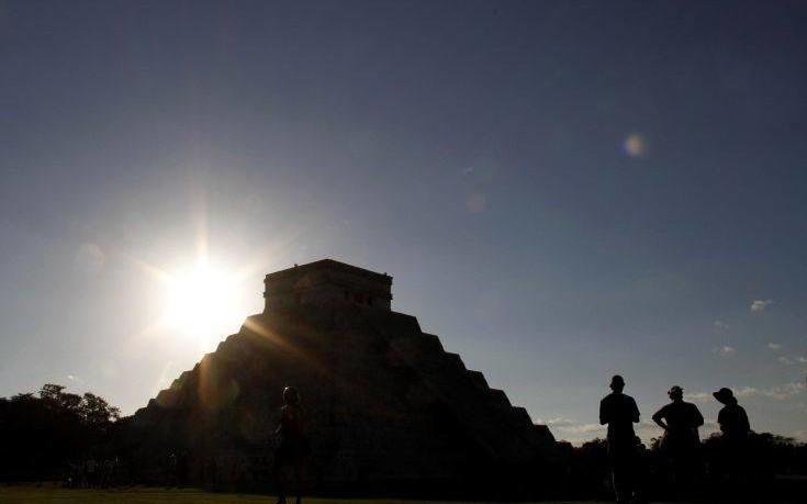 Αρχαίος ναός ήρθε στην επιφάνεια από σεισμό στο Μεξικό